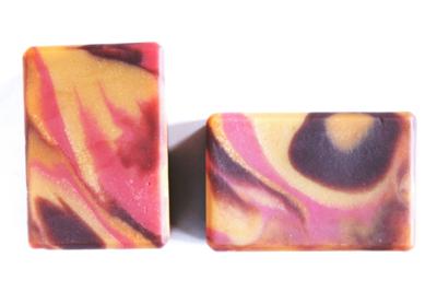SANGRIA red wine soap - gotu kola & passionflower