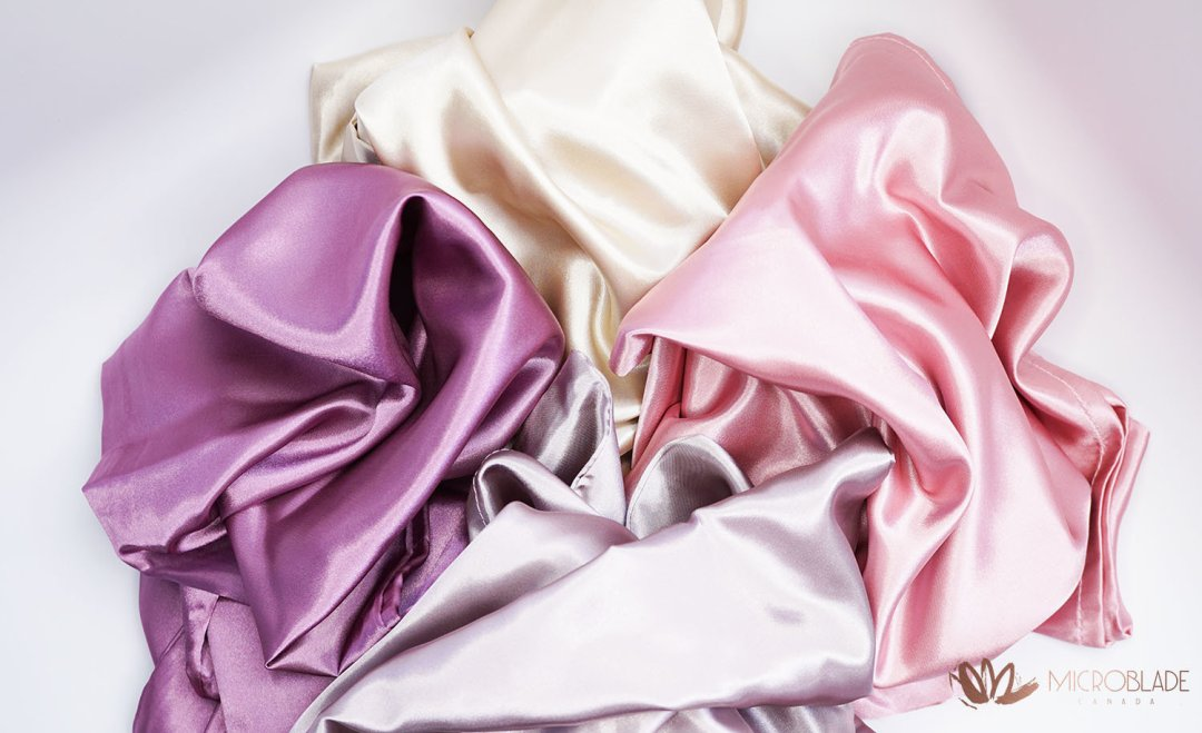 Satin Pillowcase - 4 colors! MBCSP002