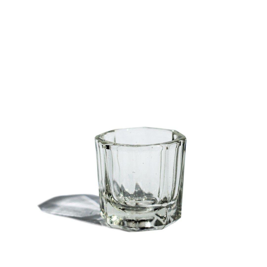 GLASS DAPPEN DISH MBCHBGDD
