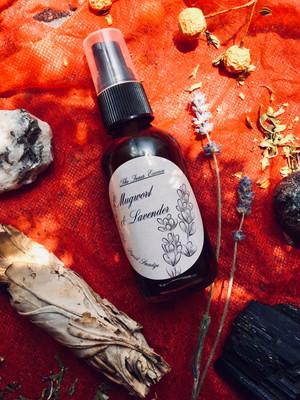 Mugwort & Lavender Oil | Smudge