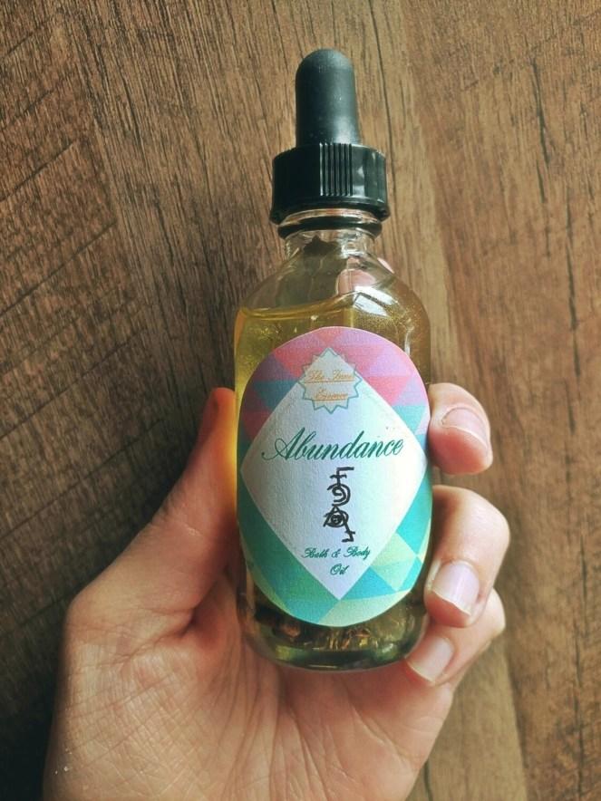 Abundance Bath & Body Oil