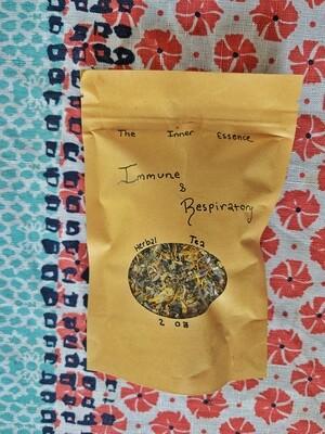 Immune & Respiratory Tea