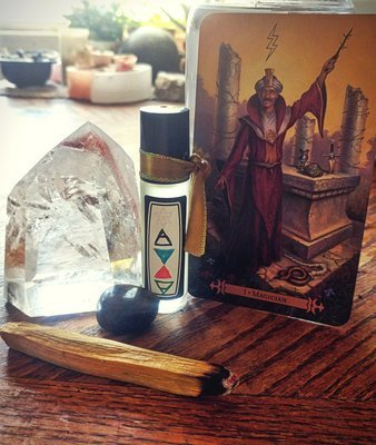 Magician Aromatherapy Oil