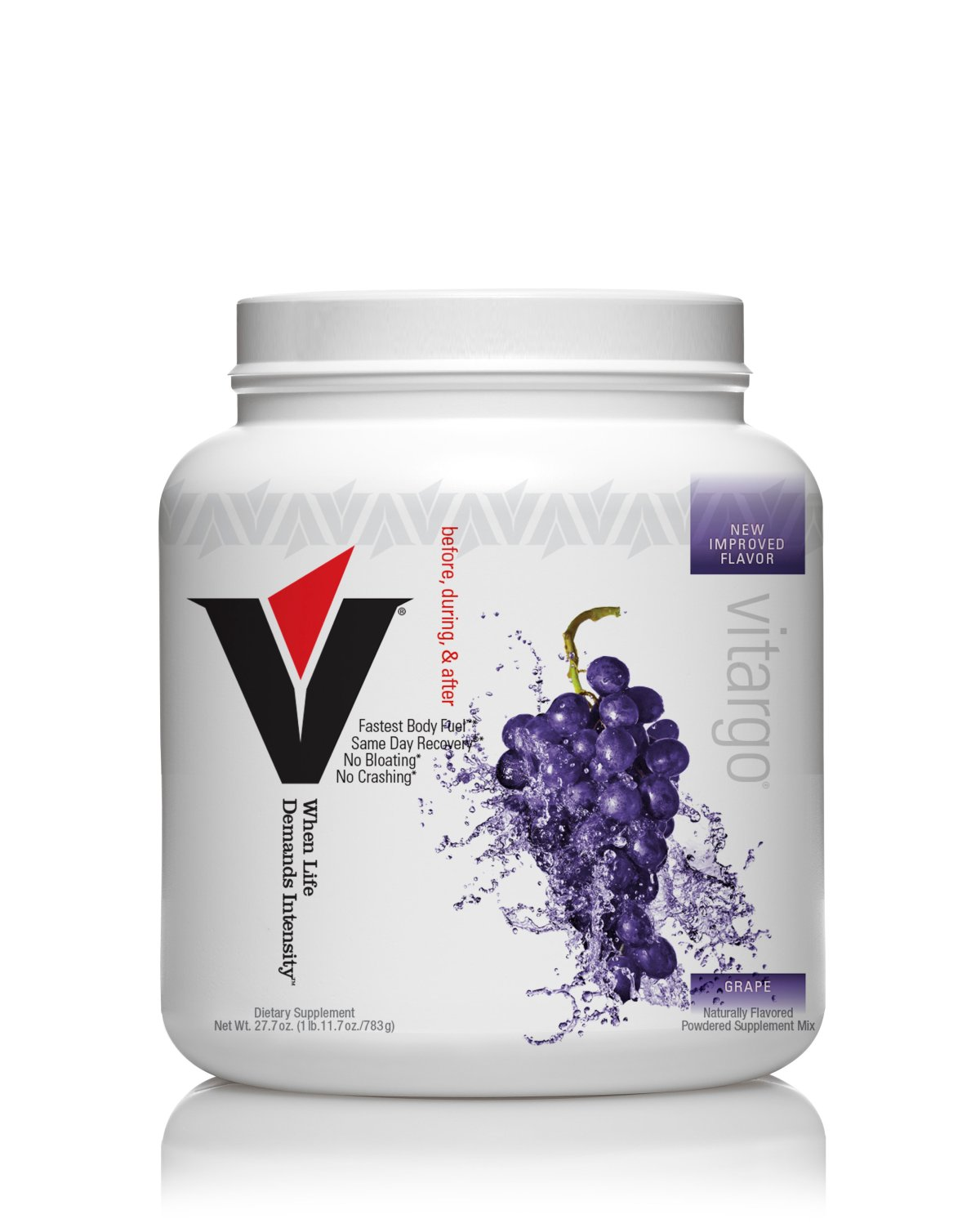 Vitargo Grape 20 Scoop 20tgrpvit