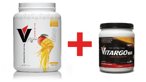 Mango 50 Serve Plus VitargoS2 Tropical Fruit 00047