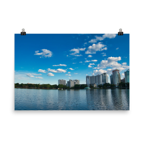 City Views Photo paper poster 00003