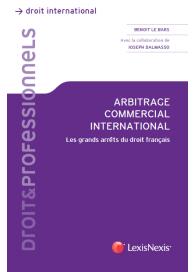 Arbitrage Commercial International (EAN9782711026128)