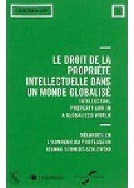 Le droit de la propriété intellectuelle dans un monde globalisé (EAN9782711020485)