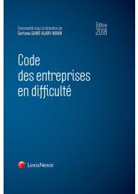 Code des entreprises en difficulté 2018 (EAN9782711027699)