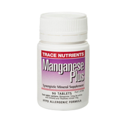 Manganese Plus - Interclinical Trace Nutrients 00064