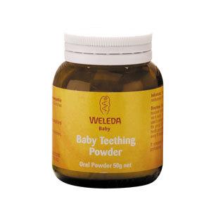 Weleda Baby Teething Powder 00094