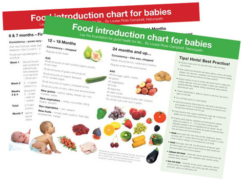 Food Introduction Chart 00007