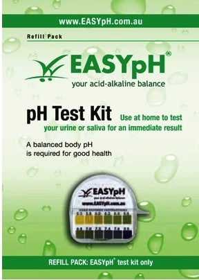 EASYpH Test Kit With Booklet 00045