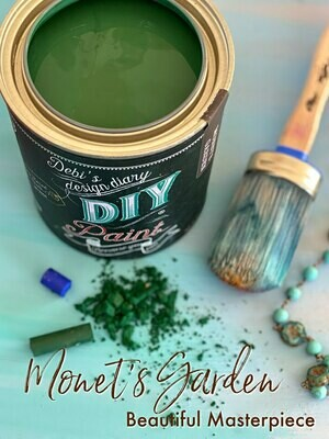 Monet's Garden NEW DIY Paint Color at Shizzle Design