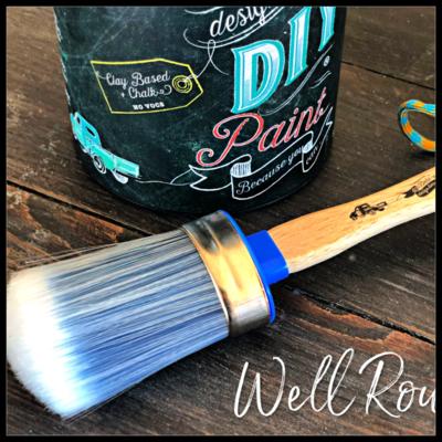 Oval Paint Brush - Medium by DIY