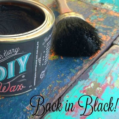 Black Wax by DIY