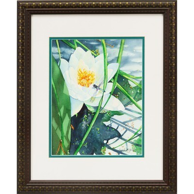 Sandi McGuire -- White Lily