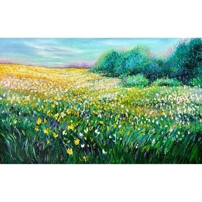Kimberly Adams -- Summer Fields