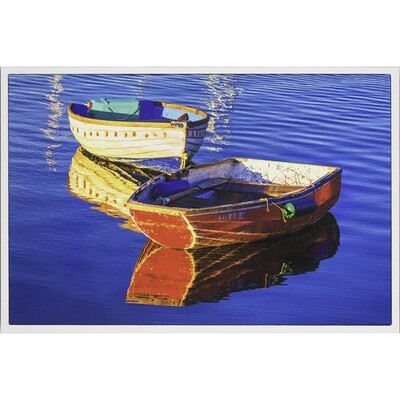 Lisa Marie Kostal -- The Row Boats