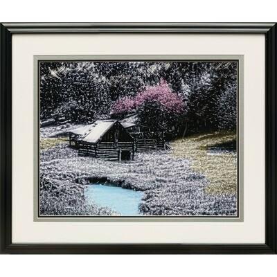 Jean Burnett -- The Cabin