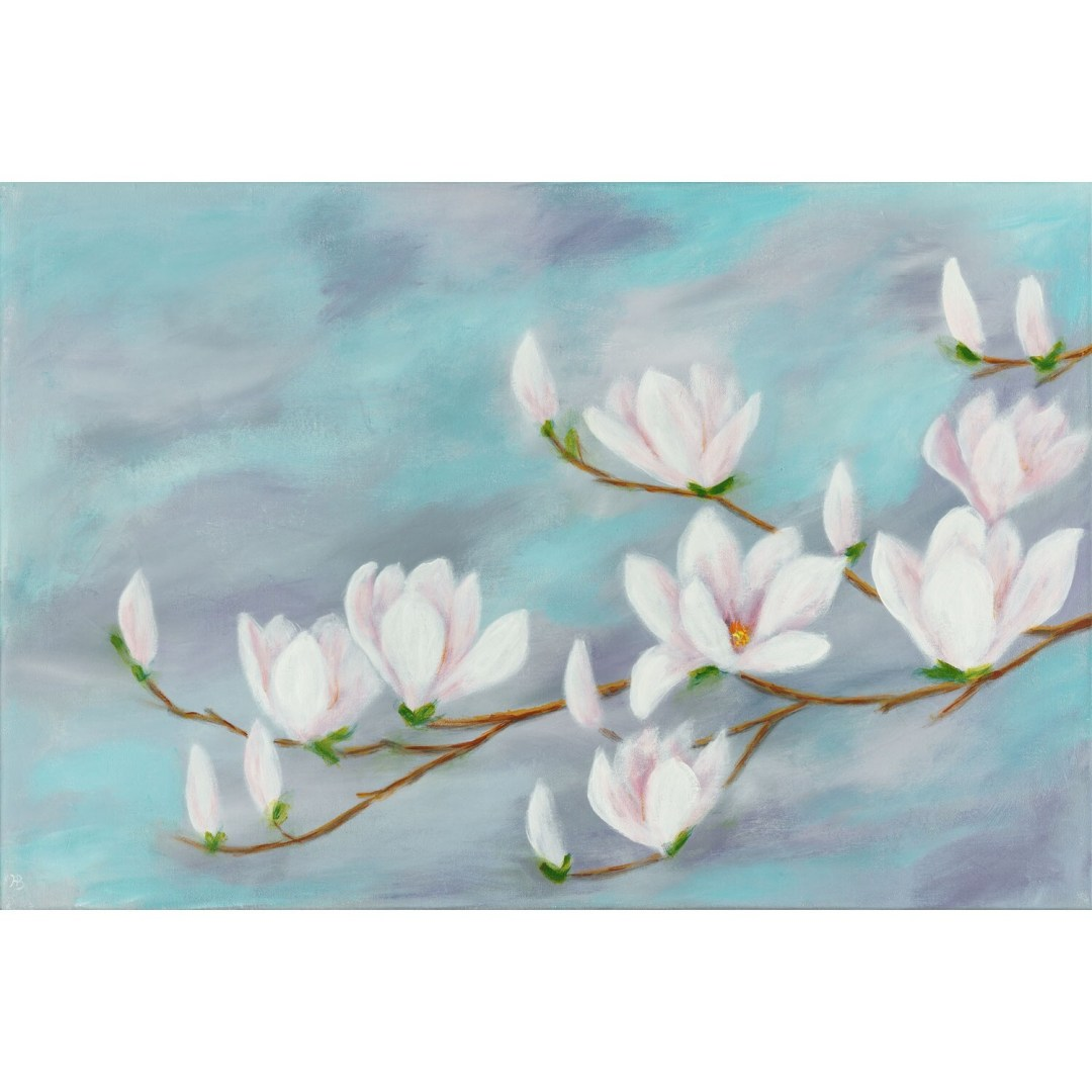 Hilda Bordianu -- Touch of Spring