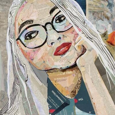 Ilona Brustad -- Gray is the new Blond