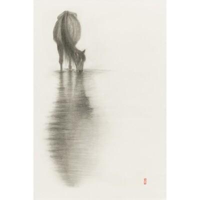 Nam Kim -- Reflection II