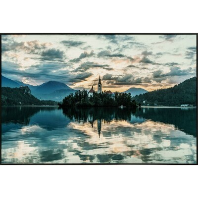 Rob Tilley -- Lake Bled Dawn I