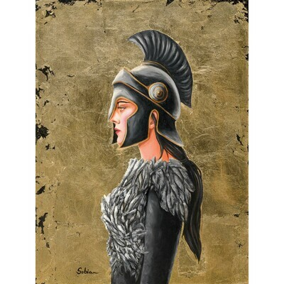 Sobia Shuaib -- Warrior Princess of the Raven Clan