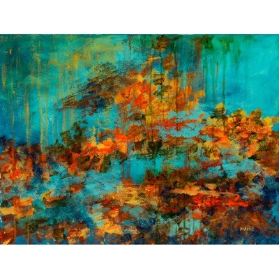 Marne Jensen -- The Pond