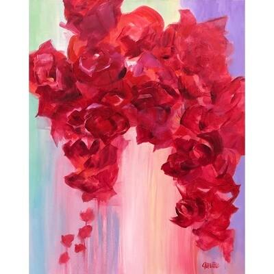 Anne Waters -- Ravishing Roses