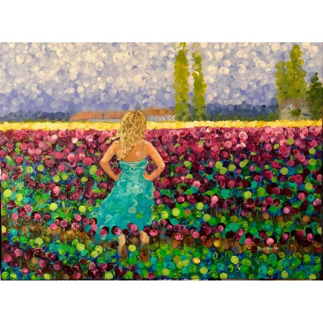 Heidi Barnett -- Skagit Valley Tulips