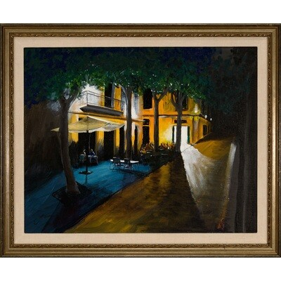 John Cannon -- Late Night Cafe