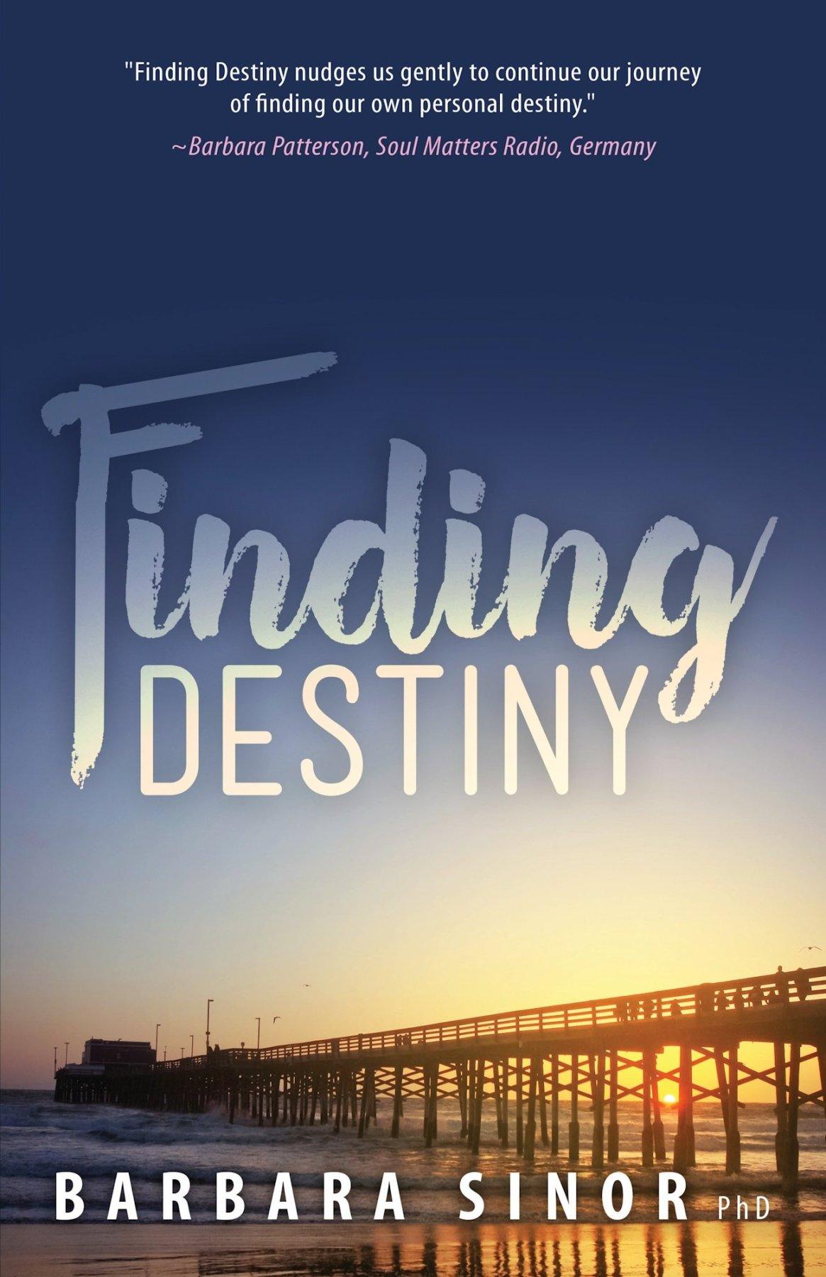 Finding Destiny: A Novel 978-1-61599-299-7