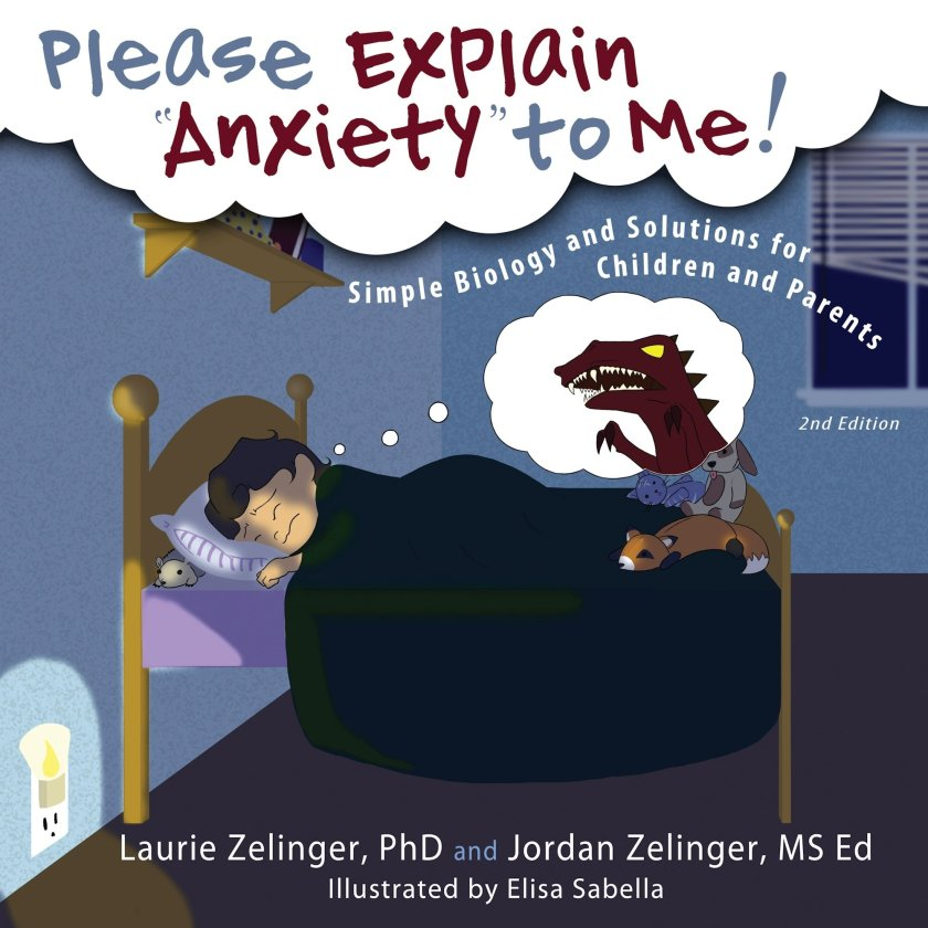Please Explain Anxiety to Me!: 978-1-61599-216-4
