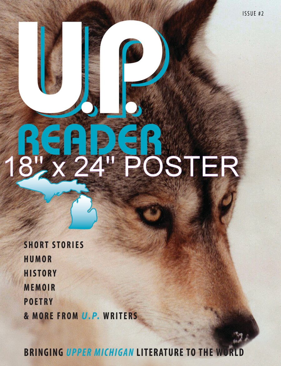 U.P. Reader -- Issue #2 POSTER UPR2-poster