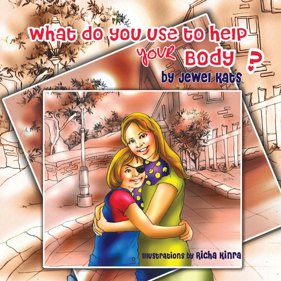 What Do You Use To Help Your Body?: Maggie Explores the World of Disabilities