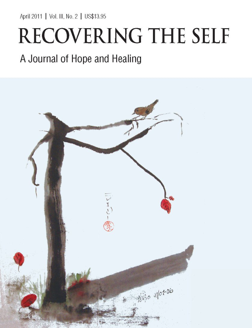 Recovering The Self: A Journal of Hope and Healing (Vol. III, No. 2) -- Focus on Disabilities 978-1-61599-092-4