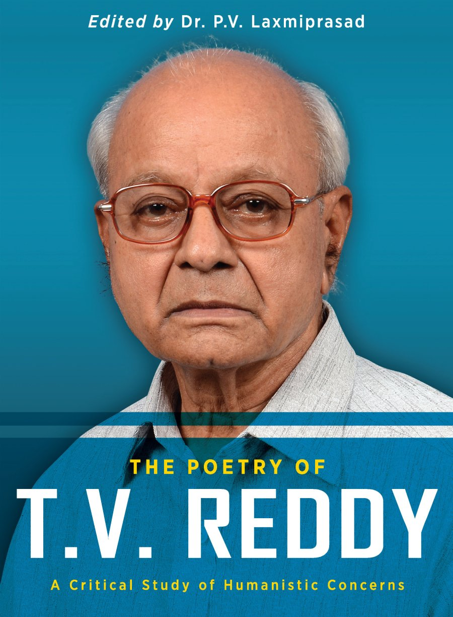 The Poetry of T.V. Reddy 978-1-61599-371-0