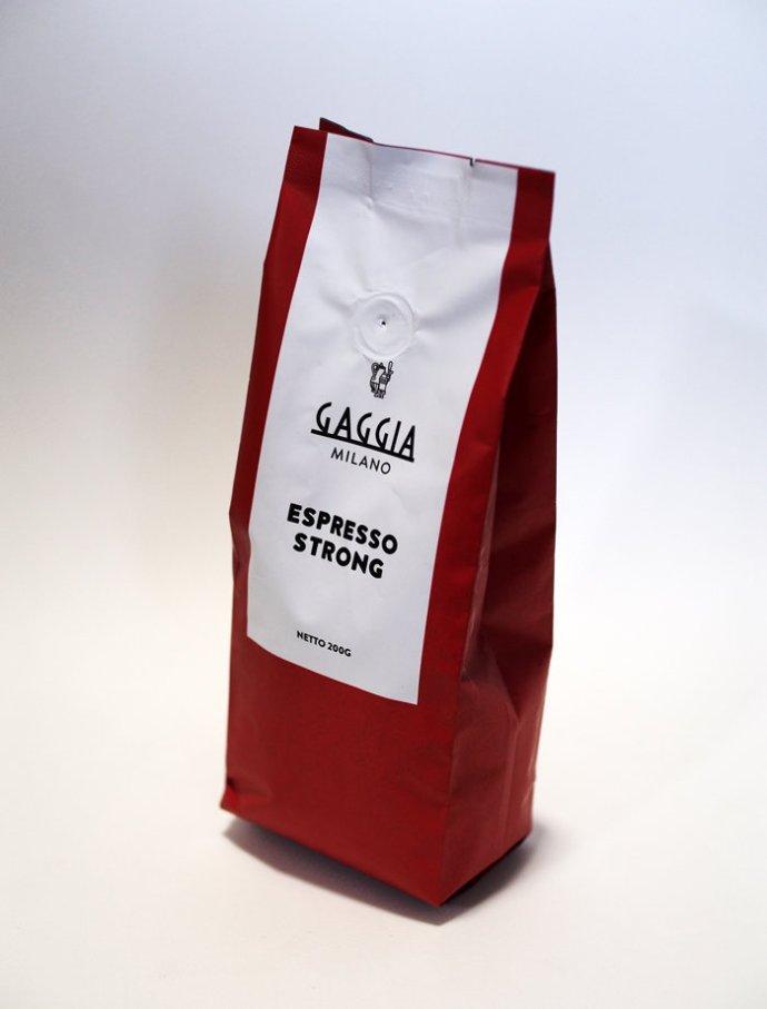 Gaggia Espresso Strong Coffee Beans - 200g B01