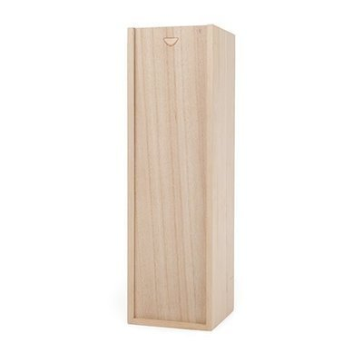 Single Bottle Wooden Gift and Wine Box