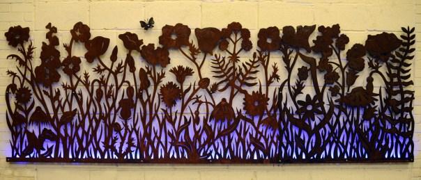 Wildflower Wall Panel WallWFOL