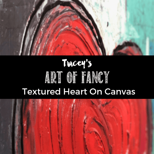 The Art of Textured Heart