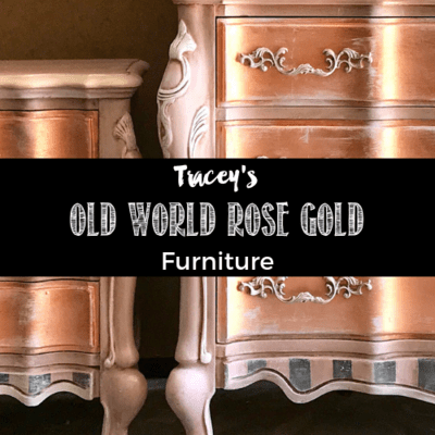 Old World Rose Gold Tutorial
