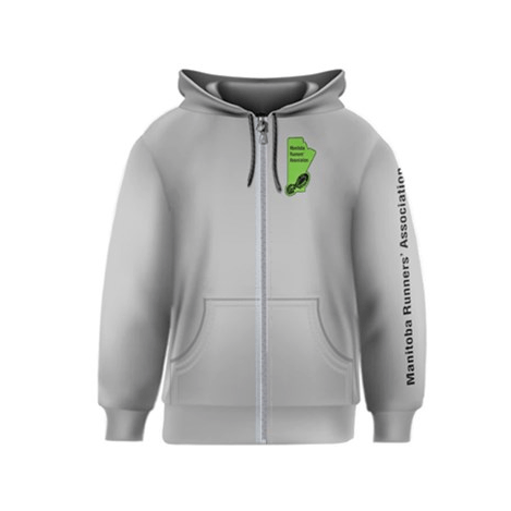 MRA Youth Zipper Hoody MRA G-18600B