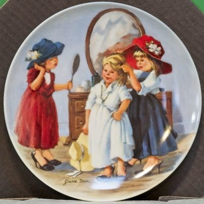 1986 Knowles China Collector Plate,