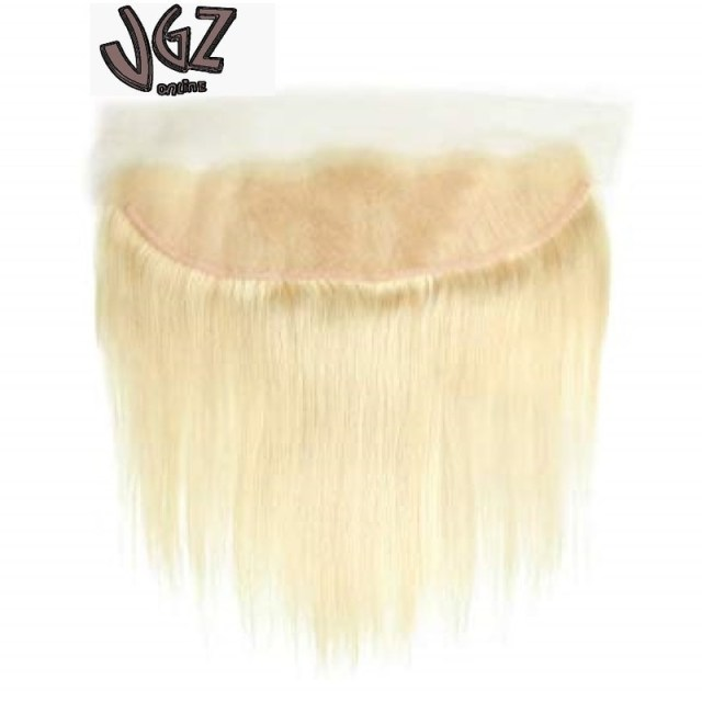 Brazilian Virgin Human Hair Lace Frontal Straight