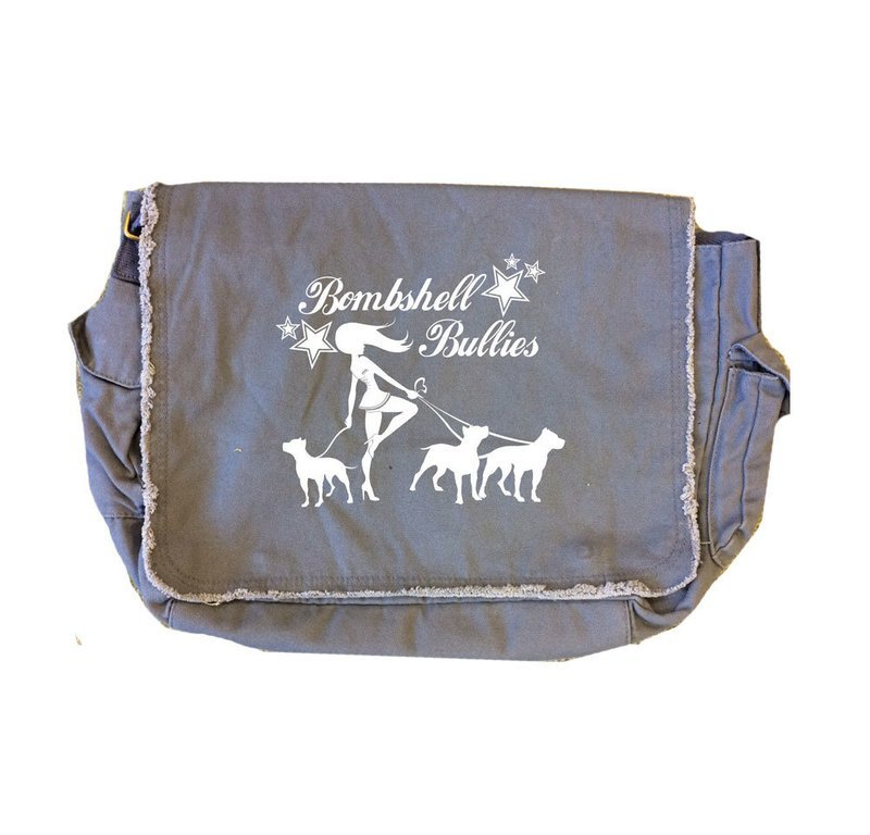 Bombshell Messenger Bag