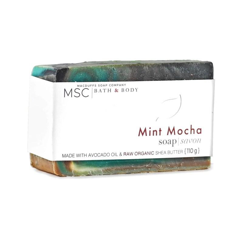 Mint Mocha Bar Soap SOAP-MINTMOCHA