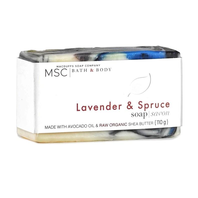 Lavender & Spruce SOAP-LAVSPRUCE